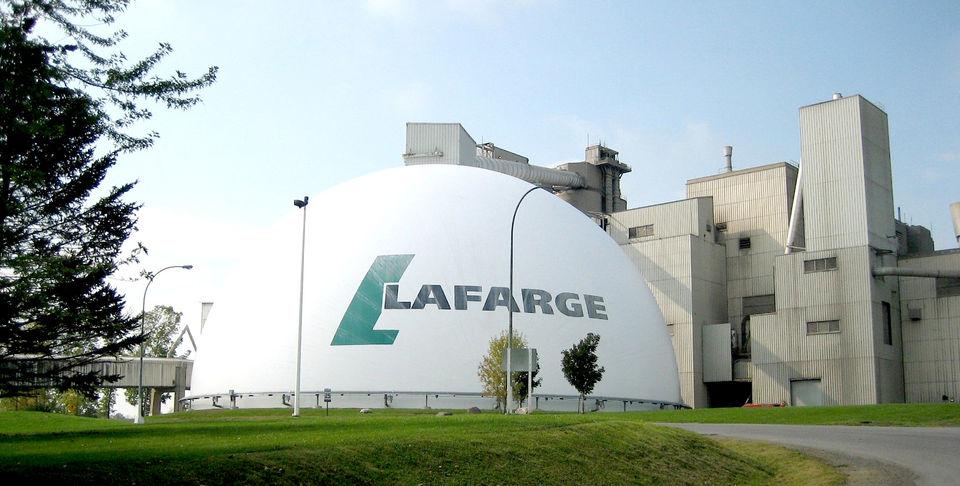 Lafarge Launches 200 Mln Iraq Plant Renovation Iraq