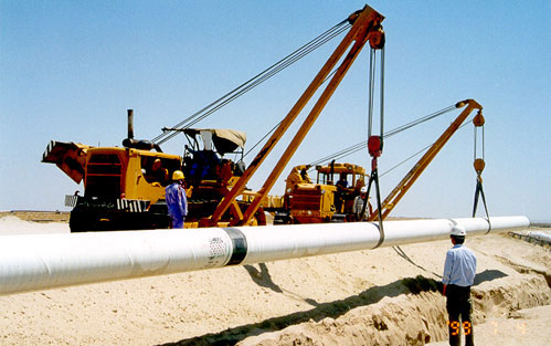 Persisting the core business of pipeline engineering, emphasizing its high-level business, basing on its construction