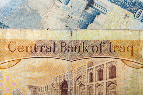 The Central Bank of Iraq has reportedly announced the production of
