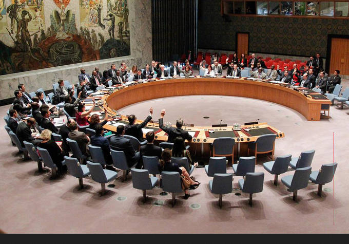 un security council resolution summary 2014 Trapped in besieged areas, as reported by the united nations  deploring the  fact that the demands in its resolution 2139 (2014) and the.