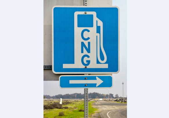 Compressed Natural Gas Company Stock