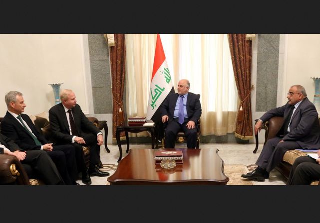iraq investment meeting Iraq has urged cuba to work on resettling its debts so as to help the invites it for investment the minister was meeting in baghdad with the new non.