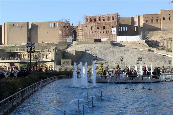 Erbil Citadel (KRG)