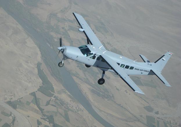 Alliant wins $36m Iraqi Defense Deal Iraqi-air-force-Cessna-208-623x435