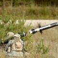 Javelin missile (arms, weapons, army, military)