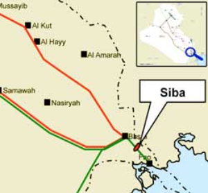 Oil and Gas Fields: Siba Gas Field | Iraq Business News