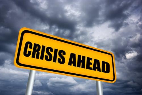 crisis - shutterstock_123670591