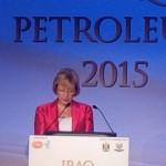 UK Energy Minister, Andrea Leadsom