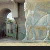 Nimrud archeological site, Iraq
