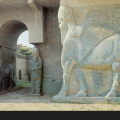 Nimrud archeological site, Iraq