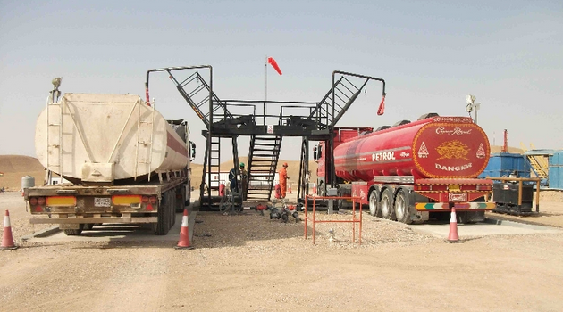 westernzagros resumes production at garmian iraq