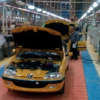Iran Khodro (IKCO) cars assembled at ZSCo plant in Iskandariya