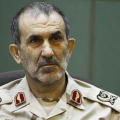 Iranian Border Guard Units General, Ghasem Rezaei (Qasem Rezaee)