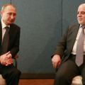 Haider Al-Abadi meets Russian President Putin, 280915