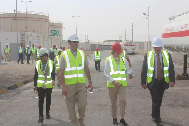 SKA Basra IBBC Visitors (77)