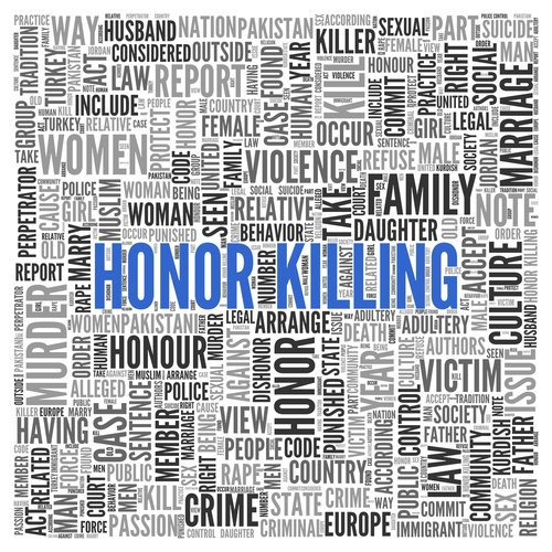 Thesis statement for honor killings