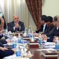 Abadi chairing Ministerial Committee on Energy 091115