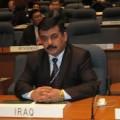 Iraqi Environment Minister, Sargon Lazon Sliwah, 2