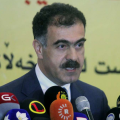KRG spokesperson, Safeen Dizayee