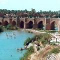 River Wand, Alwand, Hulwan, at Khanaqin, Hanekin, Xanaqin