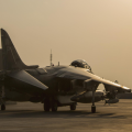 AV-8B Harrier, Bahrain, Inherent Resolve