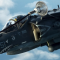 AV-8B Harrier II receives fuel over Iraq (Inherent Resolve)