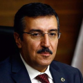 Bülent Tüfenkçi, Turkish minister of customs and trade