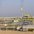 Halfaya oil field