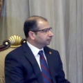 Speaker of the Iraqi Council of Representatives, Salim al-Jubouri