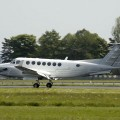 Beechcraft B300 Super King Air 350 plane