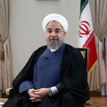Iranian President, Hassan Rouhani 2