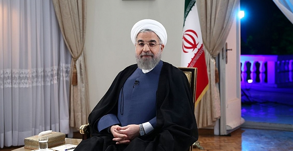 Ministry of Oil: Any measure to increase oil production will not be monolithic - Page 3 Iranian-President-Hassan-Rouhani-2