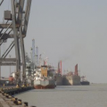 Umm Qasr port, March 2015