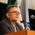 CBI (central bank of Iran) Governor Vaiollah Seif (Valiollah Seif)