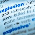 explosion - shutterstock_368490308