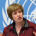 Kate Gilmore, UN Deputy High Commissioner for Human Rights 2