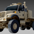 Navistar 7000-MV-DXM medium tactical vehicle