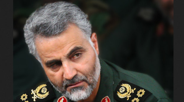 Iraq mourns the martyrs {Engineer} and {Soleimani} Quds-Force-Commander-Qasem-Soleimani-IRGC-623x346