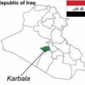 Karbala (Kerbala) map