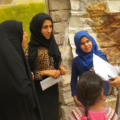 Iraqi women and children (Iraqi Childrens Foundation, ICF)