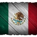 Mexico flag - shutterstock_18326755