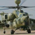 Russian Mi-28 NE Night Hunter military helicopter 1