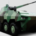 Uralvagonzavod (UVZ) Atom armoured vehicle