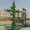 oil well P-07 at Badra (Gazprom Neft)