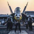 FA-18C Hornet, Operation Inherent Resolve