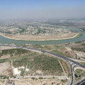 Tigris River, Baghdad, July 31, 2016 (US DoD)
