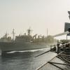 USS Dwight D. Eisenhower, Inherent Resolve 2