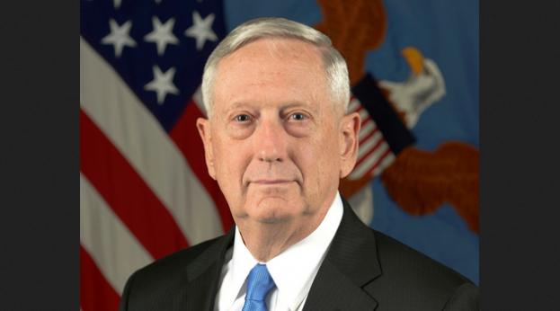 Jim Mattis, US Secretary of Defense
