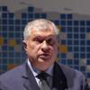 Rosneft Chief executive officer Igor Sechin