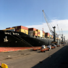 Umm Qasr port, Basra Multipurpose Terminal (BMT), MSC Rita 3